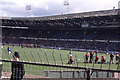 TQ1985 : Wembley stadium: the old stadium from the stands by Christopher Hilton