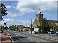 TQ5490 : Gubbins Lane, Harold Wood by Malc McDonald