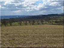 NZ0267 : Farmland southeast of Carr Houses (2) by Mike Quinn