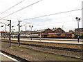 SE5951 : Aggregates train at York by Stephen Craven