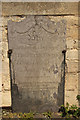 SK8542 : Thomas Winter headstone by Richard Croft