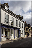 SP0202 : Dollar Street, Cirencester, Gloucestershire by Christine Matthews