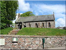 NY3459 : St Mary's church, Beaumont by David Purchase