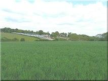 TQ8854 : View of Hogbarn Holiday Village, Hogbarn Lane by John Baker
