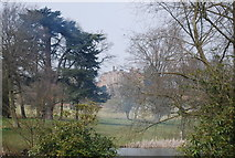 TR0653 : Chilham Castle and Park by N Chadwick