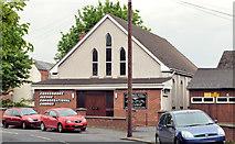 J3674 : Connsbrook Avenue Congregational church, Belfast by Albert Bridge