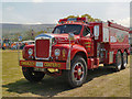 SD6342 : Commercial Vehicle Parade, Mack Fire Tender by David Dixon
