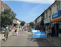 TQ2804 : Hove: George Street by John Sutton