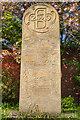 SD6037 : Millennium Stone Cross, Longridge by David Dixon
