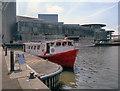 SJ8097 : North Bay, Salford Quays by David Dixon