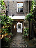 TQ3480 : The Captain Kidd, Wapping High Street by Ian S