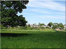 NY4057 : Rickerby Sports Ground by David Purchase