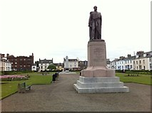 NS3321 : Wellington Square in Ayr by Darrin Antrobus