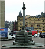 NS5865 : The William Annan Fountain by Thomas Nugent