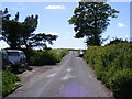 TM3686 : Moles Lane, Ilketshall St.Andrew by Adrian Cable