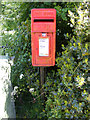 TM3485 : Low Street Postbox by Adrian Cable