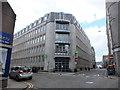 NJ9305 : Ebury House, Dee Street, Aberdeen by Bill Harrison