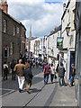 NZ2742 : Saddler Street, Durham by Pauline E