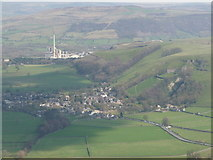SK1482 : Castleton: view from Mam Tor by Chris Downer
