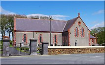 S5301 : Church of the Immaculate Conception, Fenor, Co. Waterford by P L Chadwick