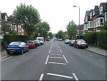 TQ2673 : Earlsfield Road by David Martin