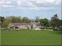 NY8971 : Rye Hill Farm by David Purchase