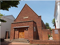 SU4212 : Bevois Town Strict Baptist Church by Michael FORD