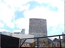TQ2879 : View of Portland House, Bressenden Place from Buckingham Palace Road #2 by Robert Lamb