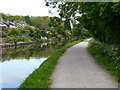SE0842 : Leeds and Liverpool Canal, Riddlesden by David Dixon
