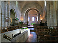 SE7290 : Interior of St Mary's Church by Colin Grice