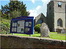 SP2760 : St Peter's, Barford by Ian S