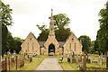 TA0007 : Cemetery Chapels by Richard Croft