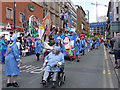 SJ8397 : Manchester Day Parade, Peter Street by David Dixon