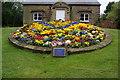 NU1913 : Alnwick Golden Jubilee Floral Clock by Bill Boaden