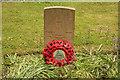 TF0496 : Richard Woodforth headstone by Richard Croft