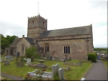 ST3970 : St Andrew's Church, West End, Clevedon by Ian S