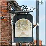 SJ8889 : Sign of the Royal Oak by Gerald England