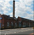 SJ8792 : McVities Factory by Gerald England