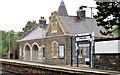 J4582 : Helen's Bay station (2013) by Albert Bridge