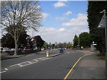 SO9097 : Penn Road, Blakenhall by Richard Vince