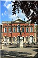 SP8113 : Aylesbury Crown Court by Des Blenkinsopp