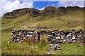 NM6954 : Beinn Iadain dominates this old settlement above Lòn Beinn Iadain by Pat Macleod