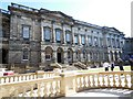NT2573 : Old College, University of Edinburgh by Paul Gillett