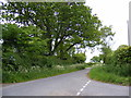 TM4784 : Sotterley Road at Sotterley Common by Adrian Cable