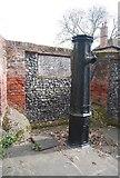 TQ6668 : Village Pump, Cobham by N Chadwick