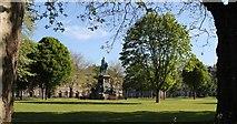 NT2473 : Albert Memorial, Charlotte Square, Edinburgh by Dave Pickersgill