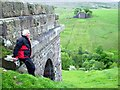 NY8410 : Belah Viaduct ( Barras ) by DTwigg