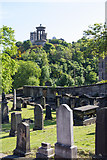 NT2674 : Old Calton Burial Ground by David P Howard