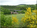 NT5734 : Drygrange bridges by Alan Murray-Rust