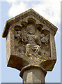 ST5258 : Ubley Cross by Neil Owen